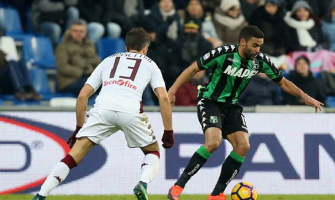 Nhan dinh Sassuolo vs Bologna 18h30 ngay 123 (Serie A 201617) hinh anh