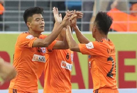 Da V-League tot hon la len U20 Viet Nam tap huan hinh anh