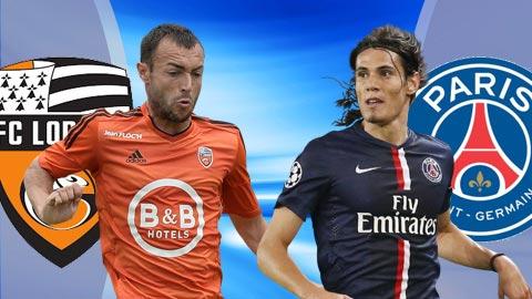 Nhan dinh Lorient vs PSG 03h00 ngay 133 (Ligue 1 201617) hinh anh