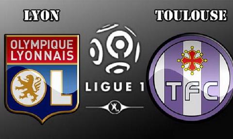 Lyon vs Toulouse 23h00 ngày 33 (Ligue 1 201819) hình ảnh