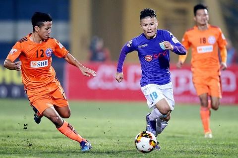 Quang Hai, Duy Manh va doi hinh se giup CLB Ha Noi vo dich V-League 2018 hinh anh 2