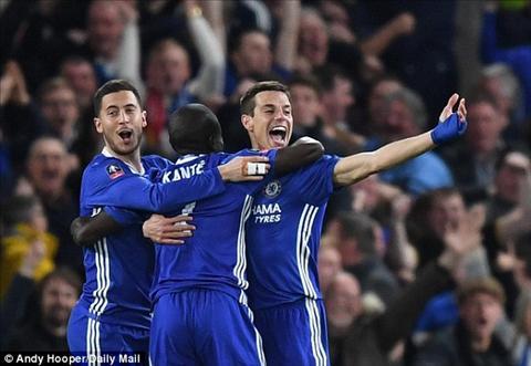 Tong hop Chelsea 1-0 MU (Tu ket FA Cup 201617) hinh anh
