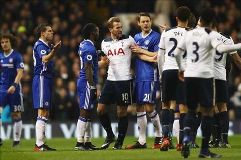 Cuoc dua vo dich EPL Tottenham va Man City buong sung hinh anh