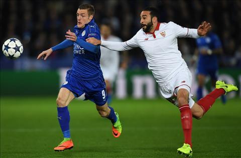 Leicester 2-0 Sevilla Gioi han la khong co gioi han hinh anh