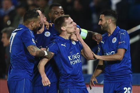 Leicester 2-0 Sevilla Gioi han la khong co gioi han hinh anh 2