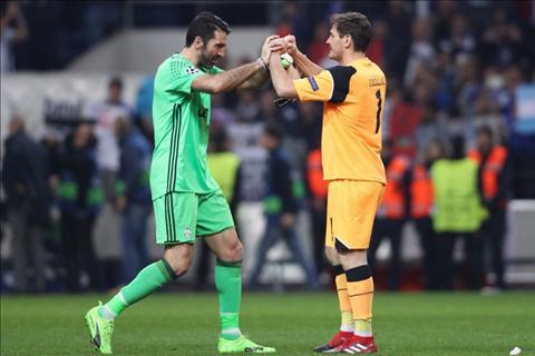 Thong ke Juventus 1-0 Porto Casillas di vao lich su hinh anh 2