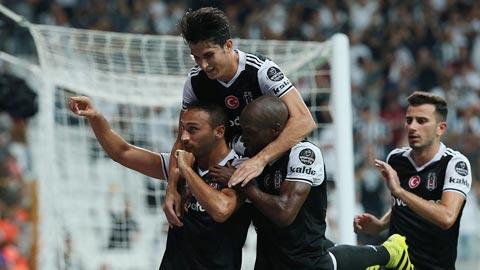 Nhan dinh Besiktas vs Olympiakos 01h00 ngay 173 (Europa League 201617) hinh anh