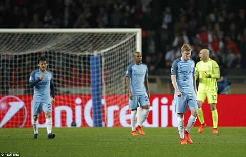 Pep noi gi sau tran Monaco 3-1 Man City hinh anh