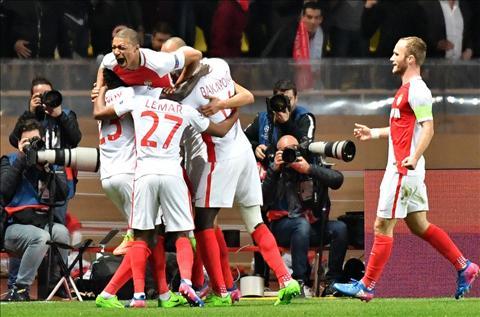 Monaco thang Man City 3-1