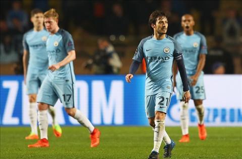 Man City nhan ky luc buon sau that bai truoc Monaco hinh anh