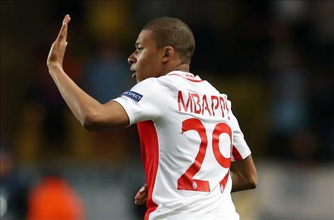 Monaco chot gia ban tien dao Mbappe hinh anh
