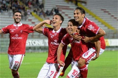 Nhan dinh Perugia vs Benevento 02h30 ngay 183 (Hang 2 Italia 201617) hinh anh