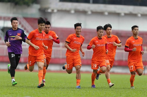 U23 Viet Nam tai vong loai U23 chau A De nhung hay coi trong hinh anh