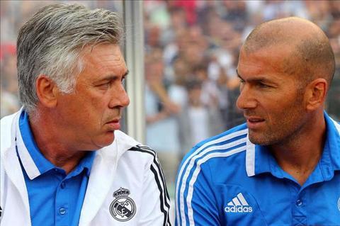Zidane noi gi truoc nghi an Real bi UEFA ep gap Bayern hinh anh