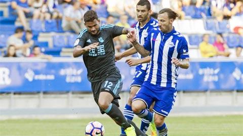 Nhan dinh Alaves vs Sociedad 00h30 ngay 193 (La Liga 201617) hinh anh