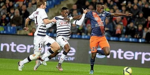 Nhan dinh Bordeaux vs Montpellier 02h00 ngay 193 (Ligue 1 201617) hinh anh