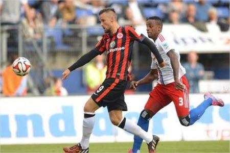 Nhan dinh Frankfurt vs Hamburg 00h30 ngay 193 (Bundesliga 201617) hinh anh