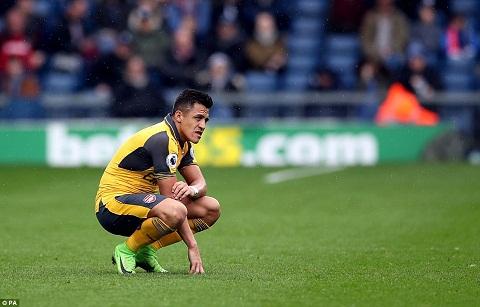 Tien dao Sanchez nhan Arsenal Tang luong hoac ra di hinh anh