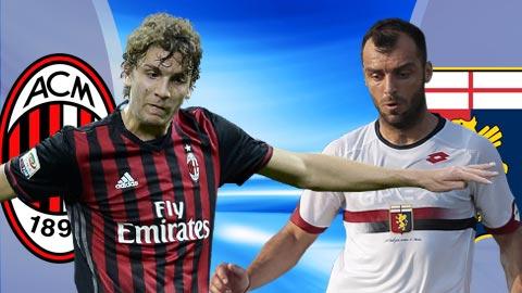 Nhan dinh AC Milan vs Genoa 02h45 ngay 193 (Serie A 201617) hinh anh