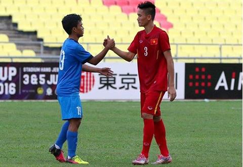 Cau thu da phat theo phong cach Gareth Bale mang tin vui cho U20 Viet Nam hinh anh
