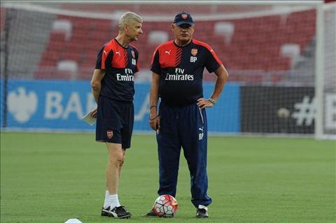 Wenger se o lai Arsenal bat chap ket qua ra sao hinh anh