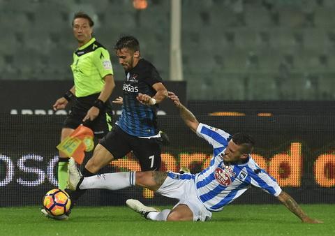 Nhan dinh Atalanta vs Pescara 21h00 ngay 193 (Serie A 201617) hinh anh