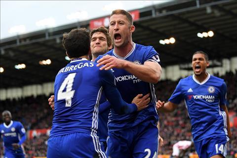Chelsea vo dich Premier League 201617 hinh anh