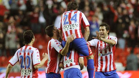 Nhan dinh Gijon vs Granada 00h30 ngay 203 (La Liga 201617) hinh anh