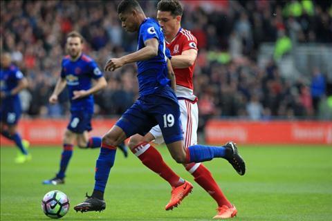 Middlesbrough 1-3 MU Khi Mourinho tao nen nhung ke thu hinh anh