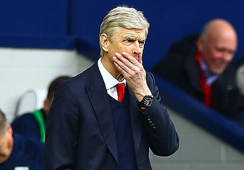Wenger da quyet dinh tuong lai