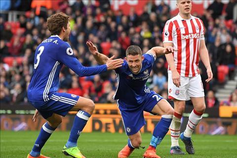 Nhung con so an tuong sau tran dau Stoke 1-2 Chelsea hinh anh