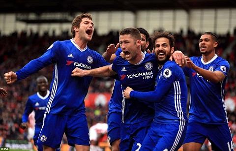 Thay gi sau tran Stoke 1-2 Chelsea hinh anh 5