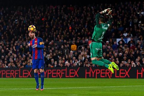 Diem nhan Barca 6-1 Gijon Di nhan Messi hinh anh