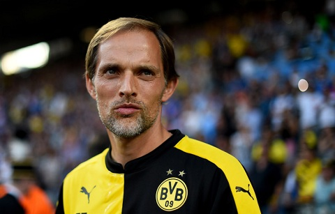 Dortmund chinh thuc sa thai HLV Thomas Tuchel hinh anh