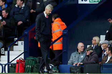 Goc Arsenal Wenger se mac ke du luan den bao gio hinh anh 2