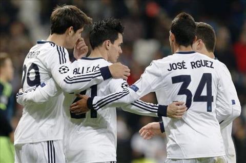 Goc Real Morata, Alonso va nhung nguoi con Castilla hinh anh 2