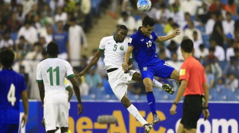 Nhan dinh Thai Lan vs Saudi Arabia 19h00 ngay 233 (VL World Cup 2018) hinh anh