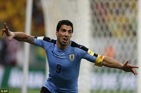Uruguay vs Brazil (6h00 ngay 243) Cho La Celeste pha dop hinh anh 2