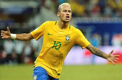 Neymar vẫn chưa được đeo băng đội trưởng ĐT Brazil