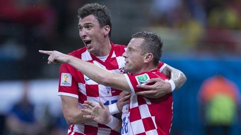 Nhan dinh Croatia vs Ukraine 02h45 ngay 253 (VL World Cup 2018) hinh anh