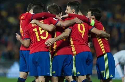 Tay Ban Nha vs Israel (2h45 ngay 253) San nha nang buoc La Roja hinh anh 3