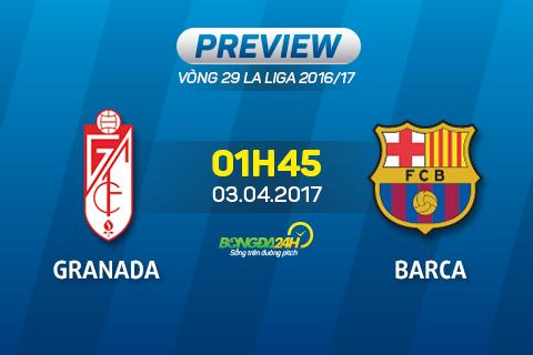 Granada vs Barca (1h45 ngay 34) Blaugrana de dang pha dop hinh anh 2