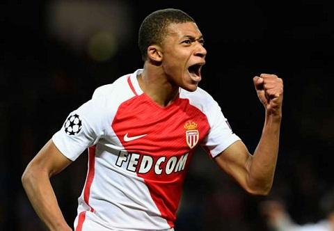 Tien dao Mbappe xac nhan se roi Monaco hinh anh 2