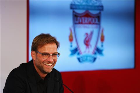 Klopp toi Liverpool