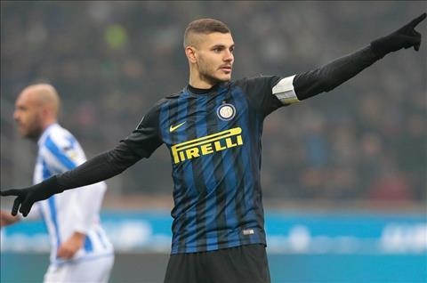 Sao Inter Milan mang tin buon cho Arsenal hinh anh