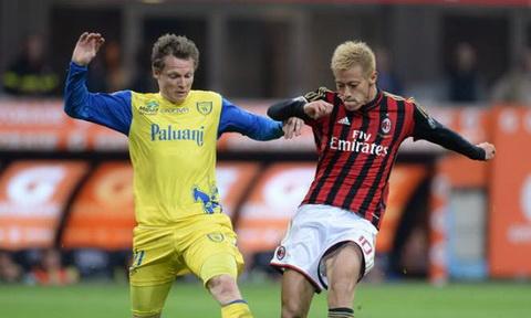 Nhan dinh AC Milan vs Chievo 02h45 ngay 53 (Serie A 201617) hinh anh