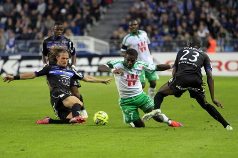Nhan dinh Bastia vs StEtienne 02h00 ngay 53 (Ligue 1 201617) hinh anh