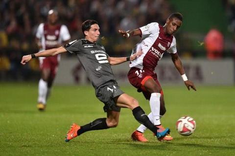 Nhan dinh Metz vs Rennes 02h00 ngay 53 (Ligue 1 201617) hinh anh