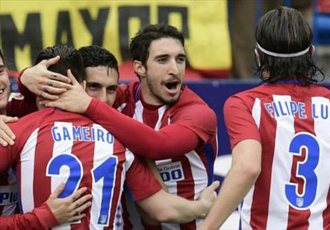 Tong hop Atletico Madrid 3-0 Valencia (Vong 26 La Liga 201617) hinh anh