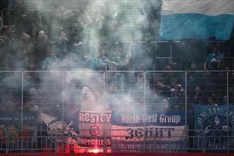 CSKA Moscow vs Zenit St Petersburg tham dam bao luc hinh anh